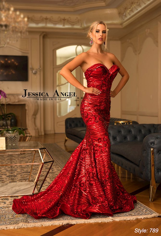 Jessica Angel Style #789