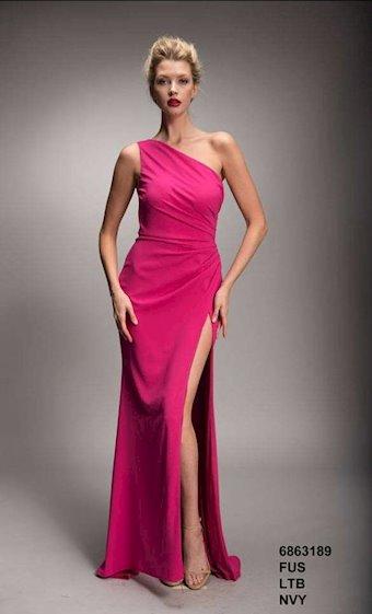 Nicole Bakti Style #6863