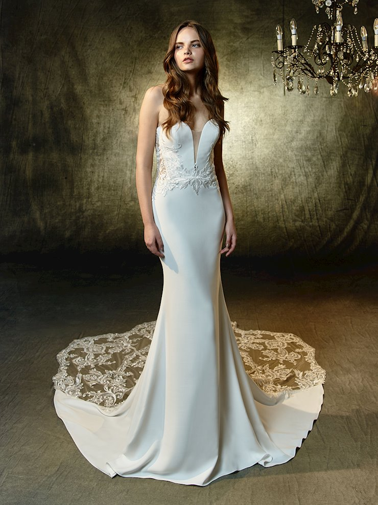 Blue by Enzoani Style #Lainey