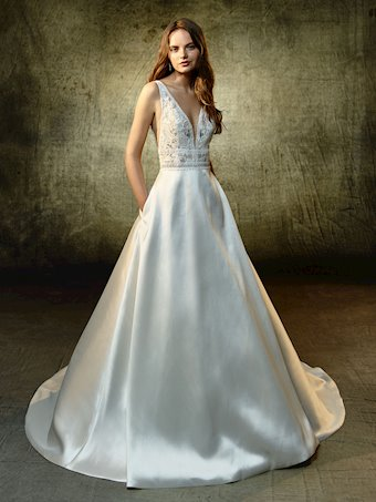 Blue by Enzoani Style No. Lilybeth