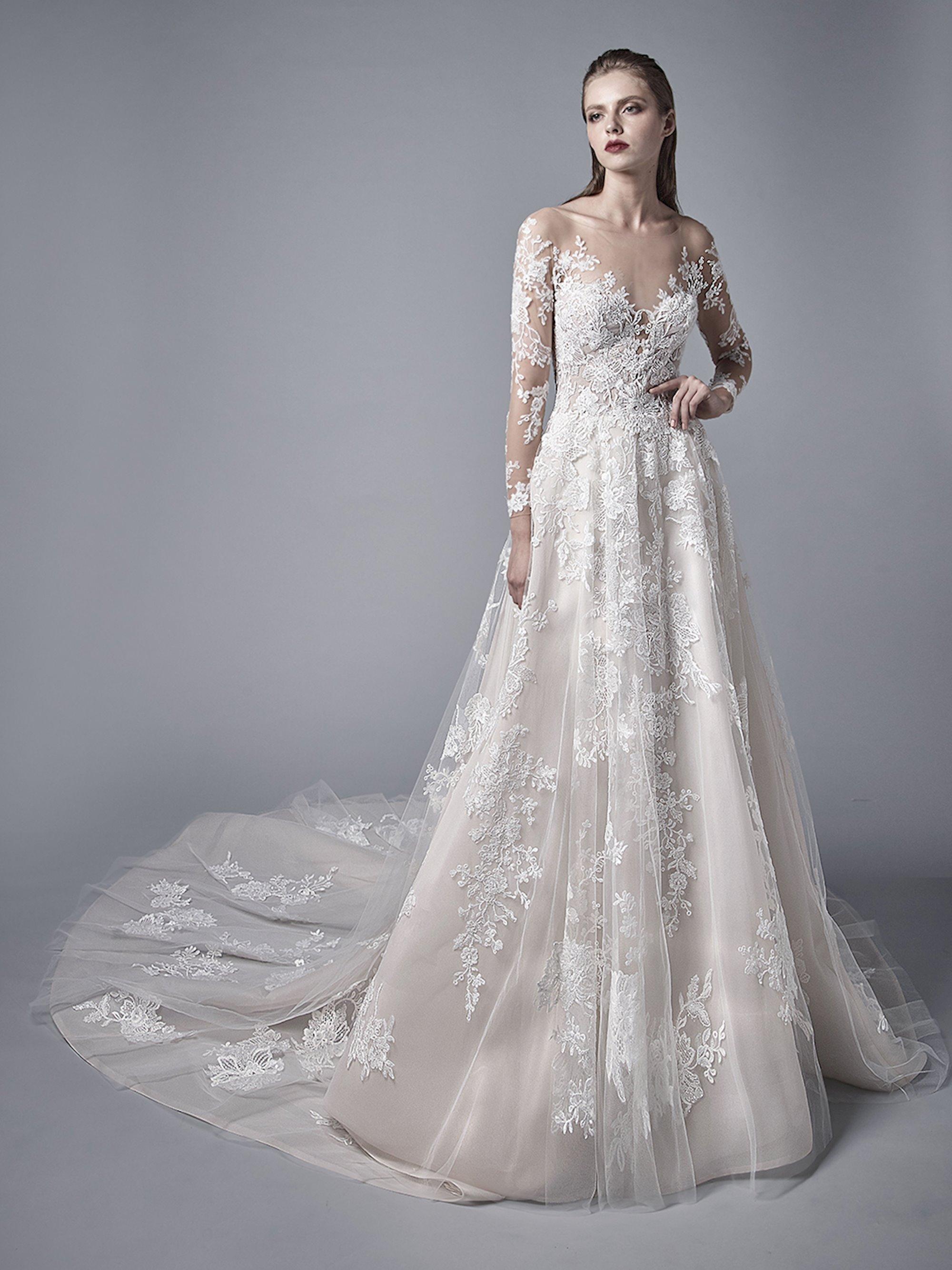 f36b274fa236 Enzoani Blue - Lysandra | Trudys Brides