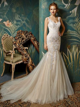 Blue by Enzoani Style No. Jazzy