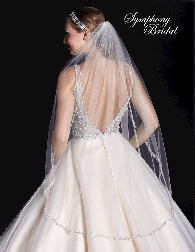 Symphony Bridal Style #6958VL