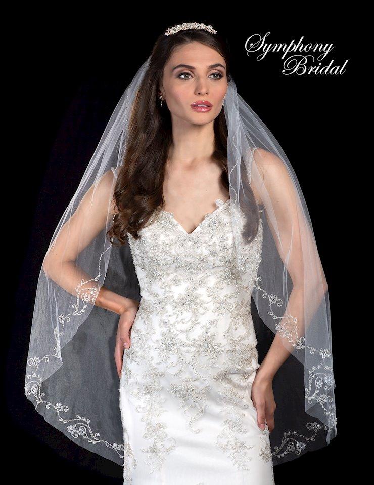 Symphony Bridal Style #7107VL