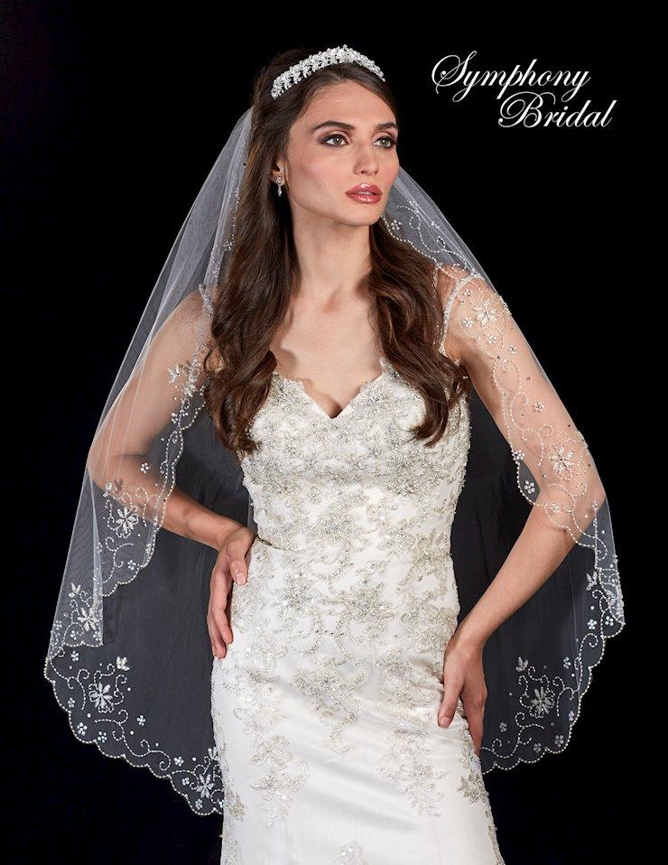 Symphony Bridal Style #7114VL