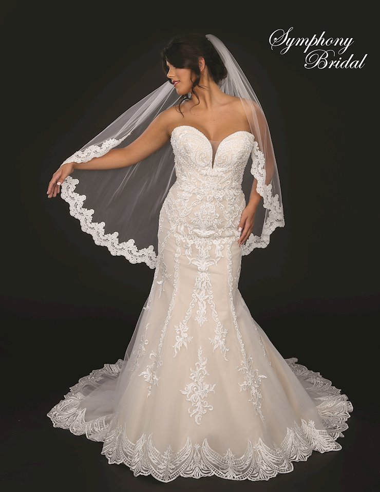 Symphony Bridal Style #7223VL Image