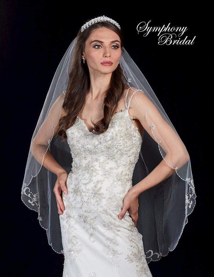 Symphony Bridal Style #7224VL Image