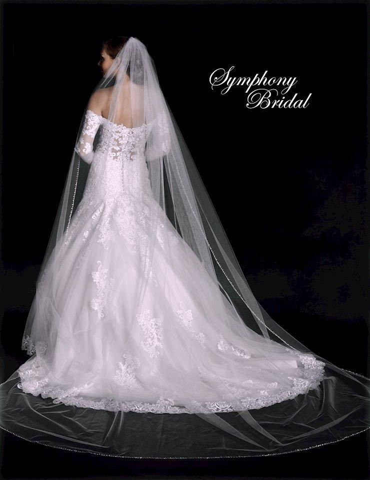 Symphony Bridal Style #7225VL Image