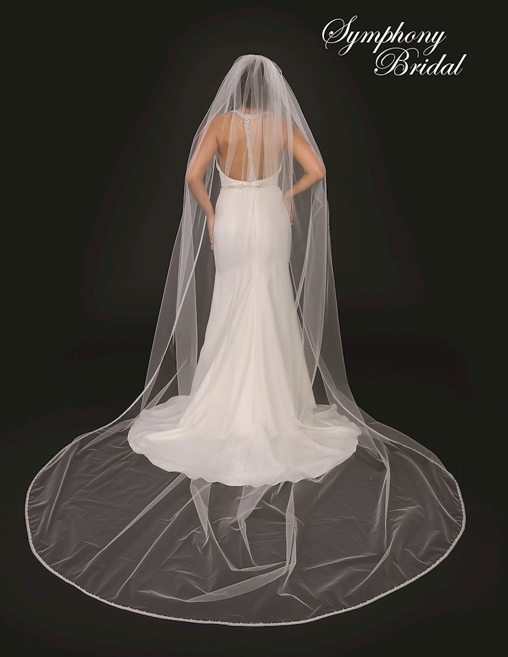 Symphony Bridal Style #7227VL Image