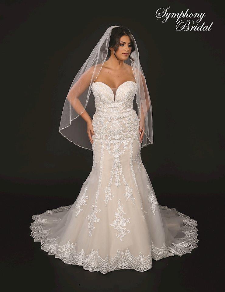 Symphony Bridal Style #7228VL Image