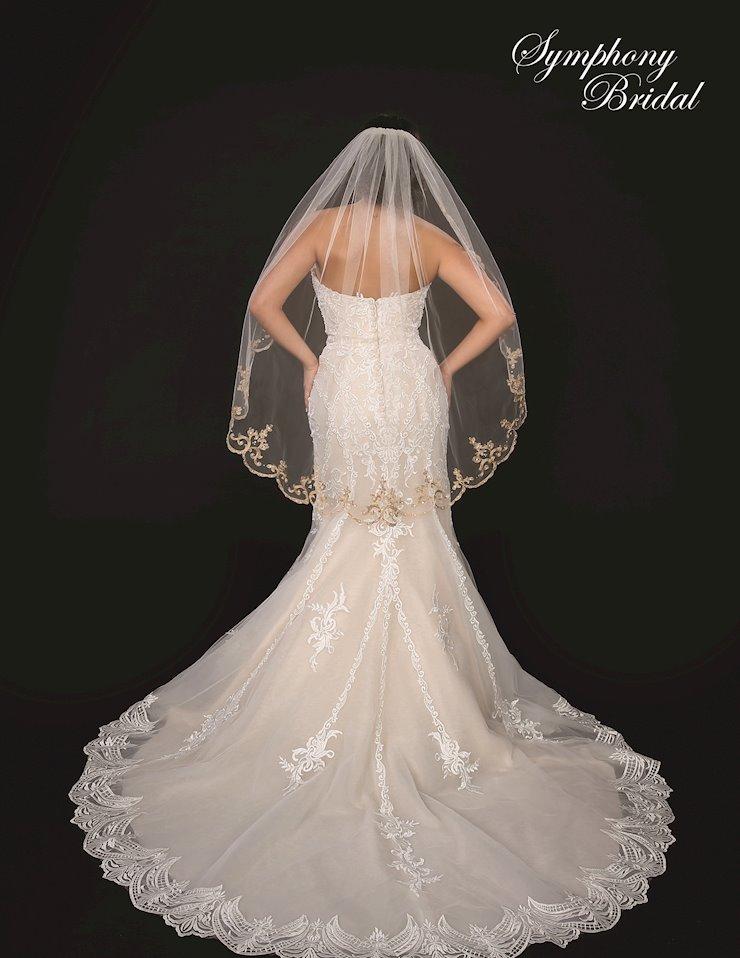 Symphony Bridal Style #7229VL Image