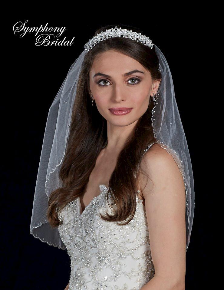 Symphony Bridal Style #7231VL Image
