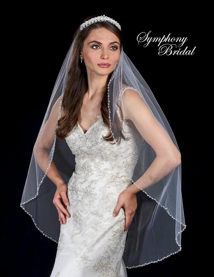 Symphony Bridal Style #7233VL Image