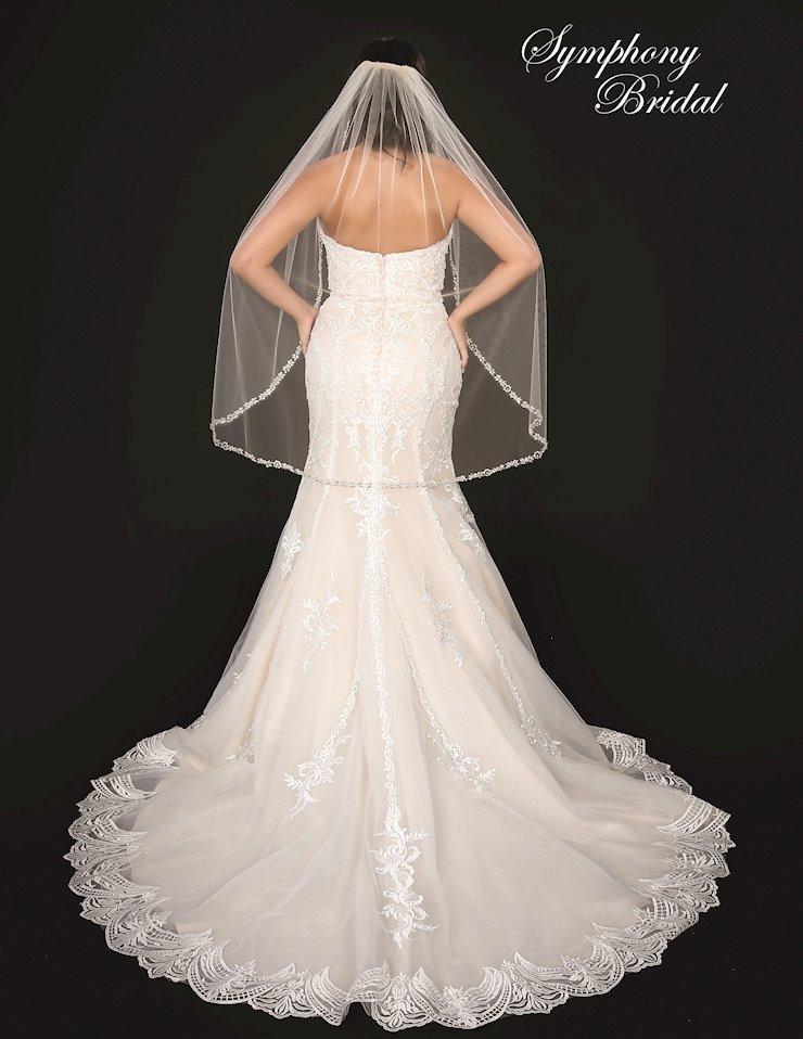 Symphony Bridal Style #7252VL Image