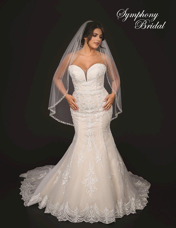 Symphony Bridal Style #7253VL Image