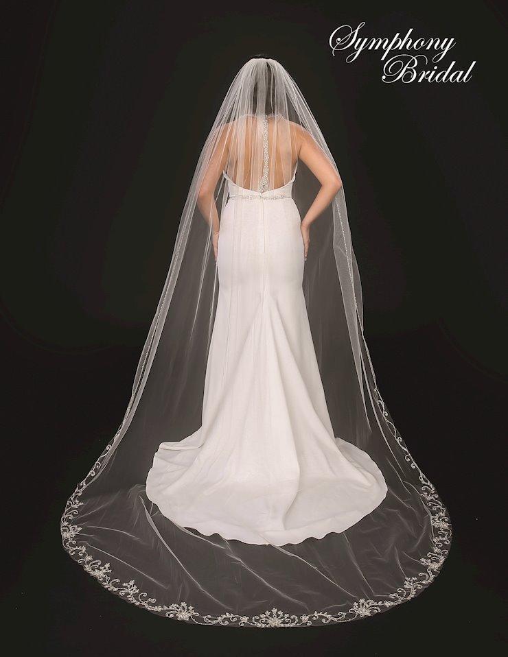 Symphony Bridal Style #7255VL Image