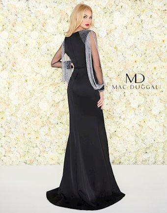 BWR by Mac Duggal Style #20116R