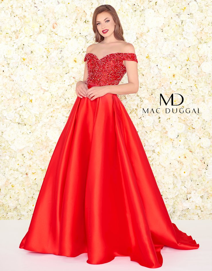 BWR by Mac Duggal Style #62905R Image