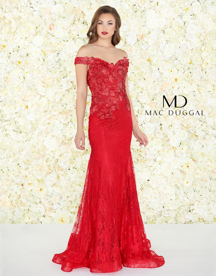 BWR by Mac Duggal Style #66214R Image