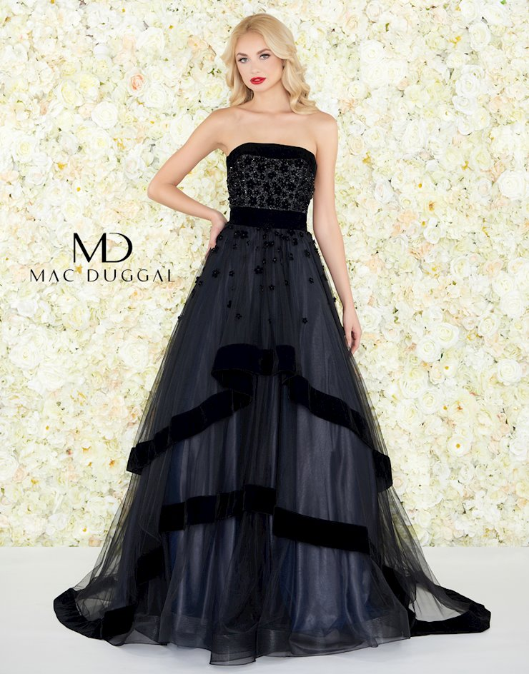 BWR by Mac Duggal Style #66346R Image