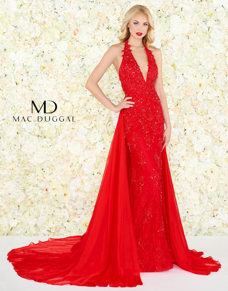 BWR by Mac Duggal Style #66573R Image