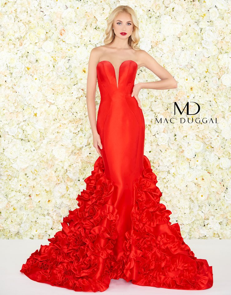 BWR by Mac Duggal Style #66581R Image
