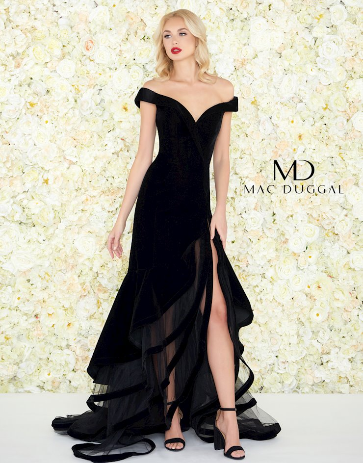 BWR by Mac Duggal 66586R