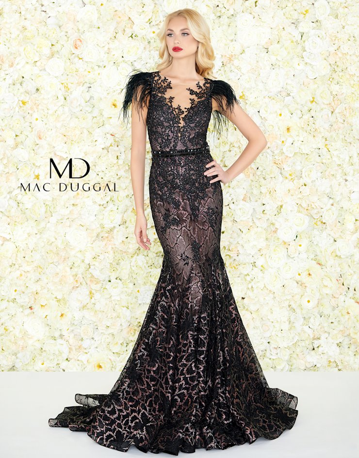 BWR by Mac Duggal Style #79230R Image