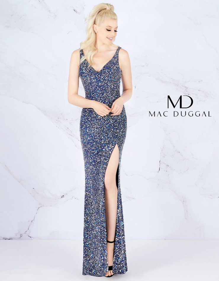 Flash by Mac Duggal Style #1068L Image