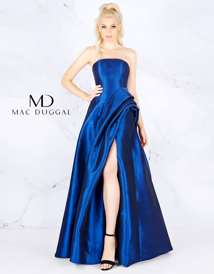 Flash by Mac Duggal Style #12194L Image