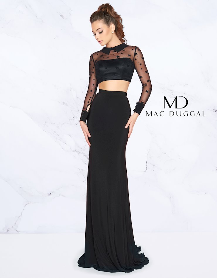 Flash by Mac Duggal Style #2039L  Image