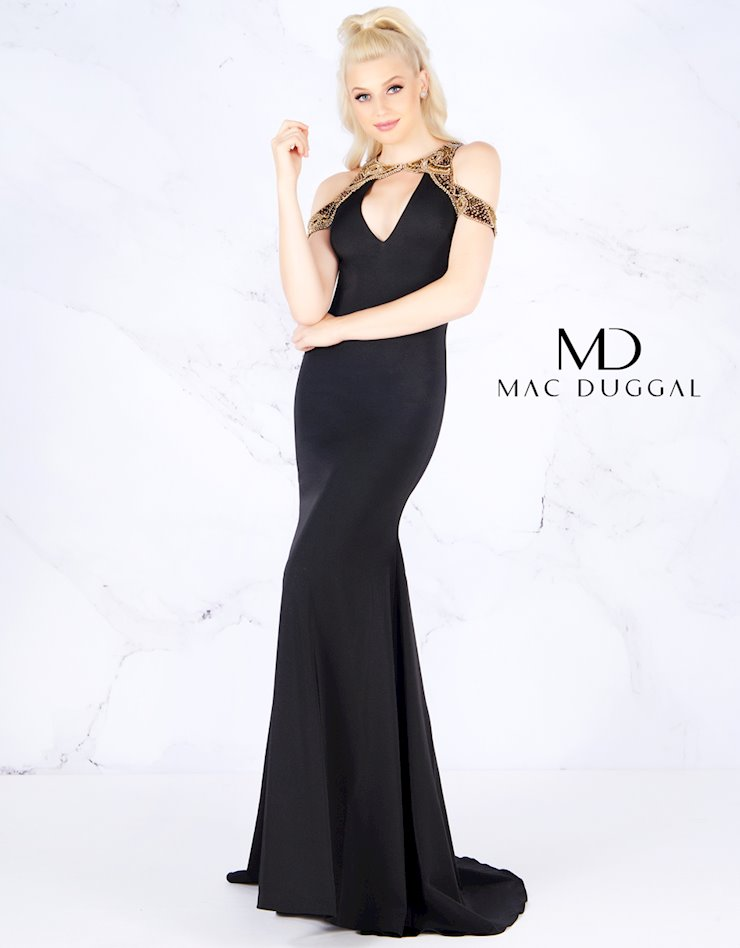 Flash by Mac Duggal Style #25564L Image