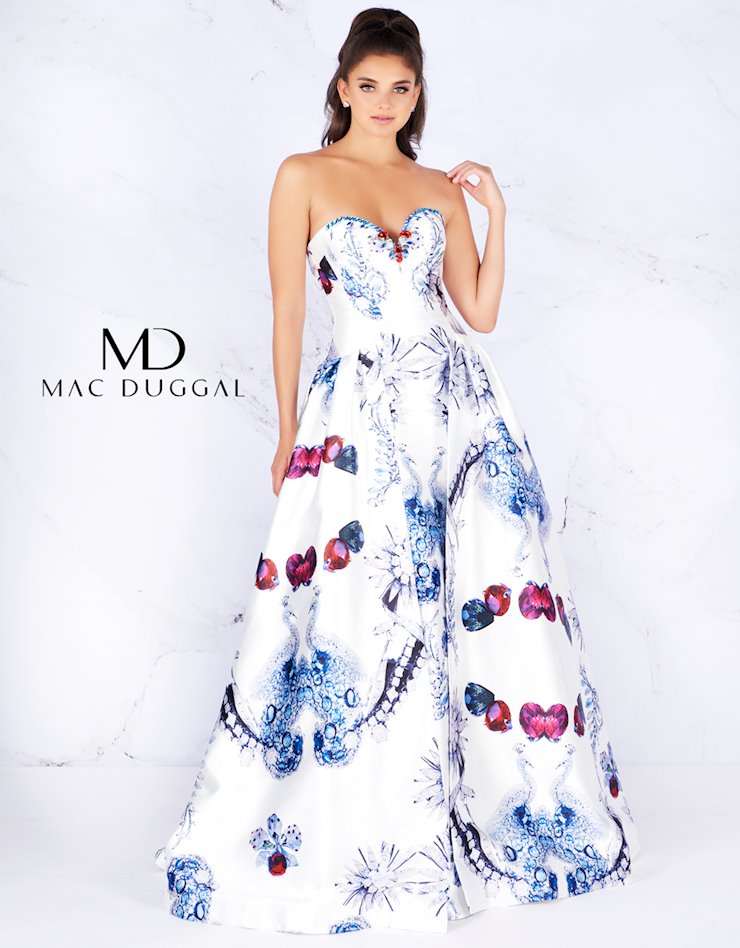 Flash by Mac Duggal Style #30374L Image