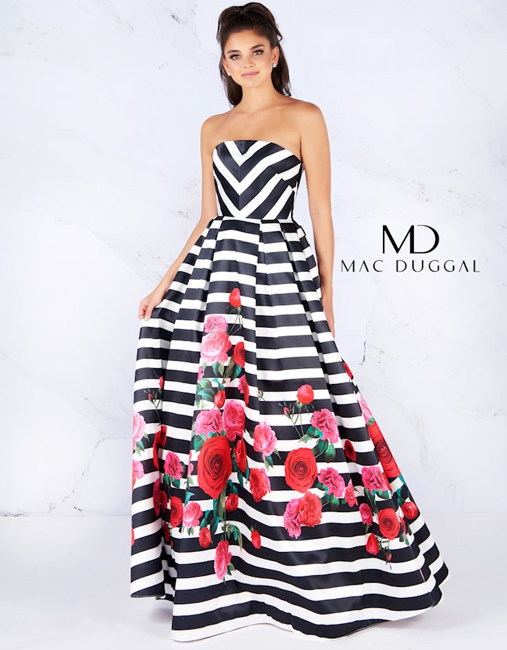 Flash by Mac Duggal Style #40597L Image