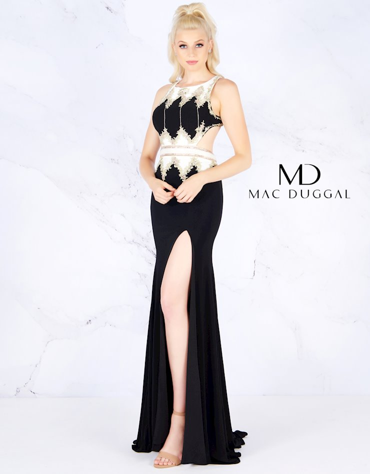 Flash by Mac Duggal Style #40626L Image