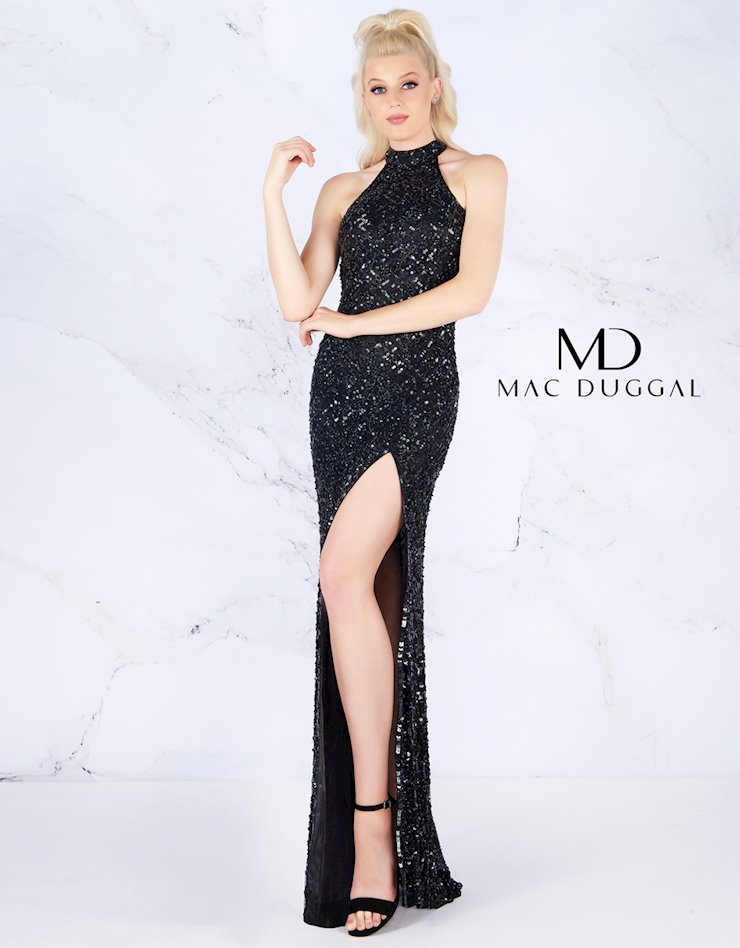 Flash by Mac Duggal Style #4112L  Image