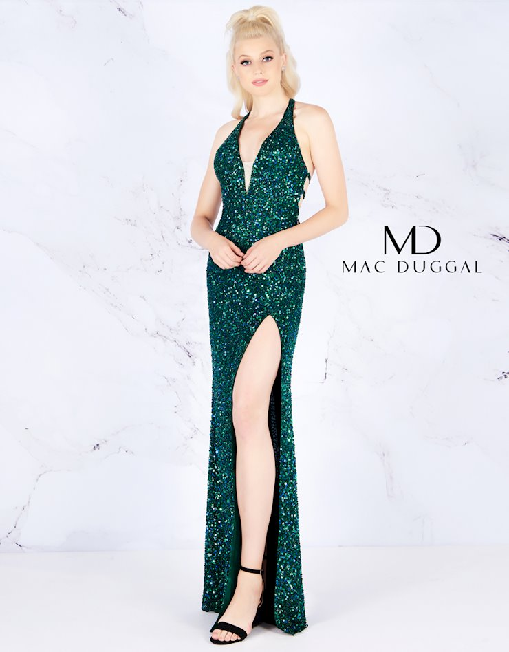 Flash by Mac Duggal Style #4811L  Image