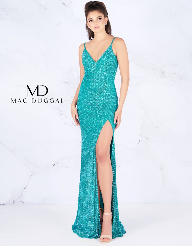 Flash by Mac Duggal Style #4817L  Image