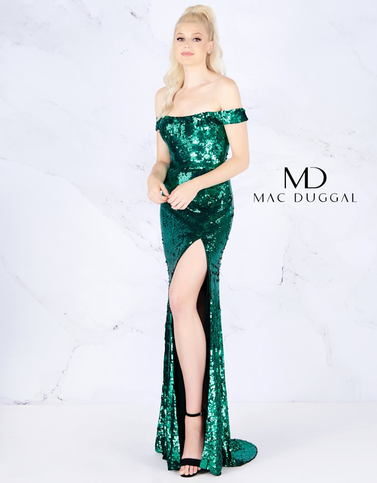 Flash by Mac Duggal Style #4822L Image