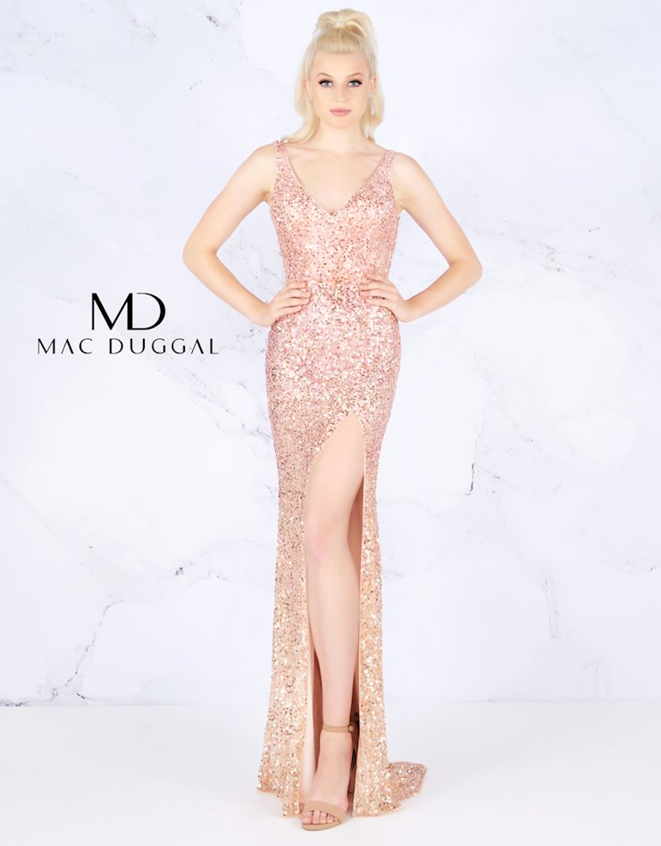 Flash by Mac Duggal Style #4834L Image