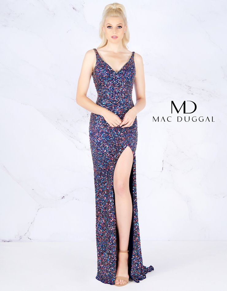 Flash by Mac Duggal Style #4877L Image