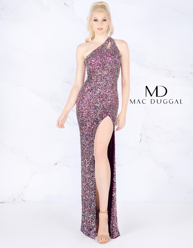Flash by Mac Duggal Style #4918L Image