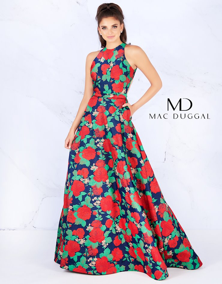Flash by Mac Duggal Style #55162L Image