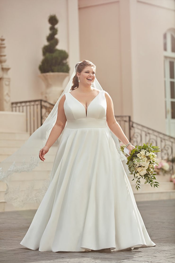 Stella York Plus Size 6758