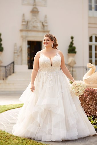 Stella York Plus Size 6838