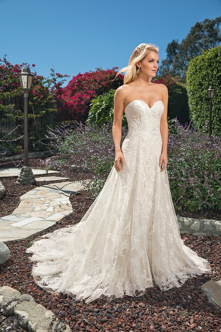 Casablanca Bridal Brielle Image