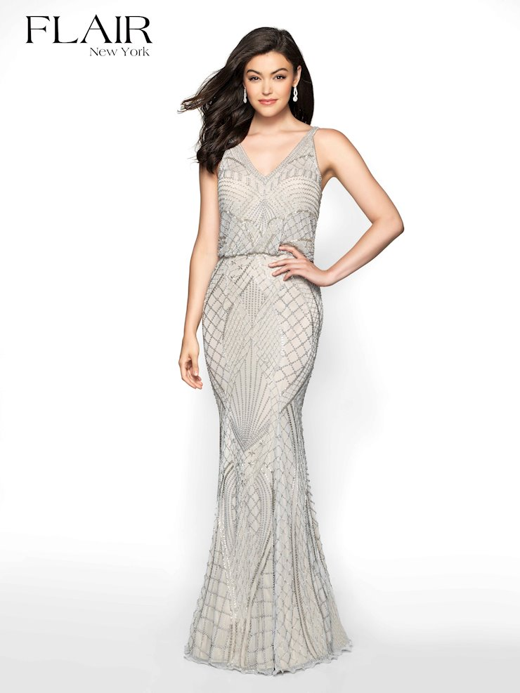 Flair Prom Style #19086 Image