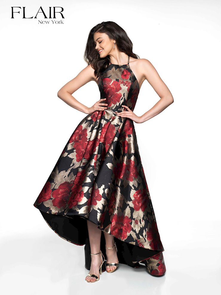 Flair Prom Style #19092 Image