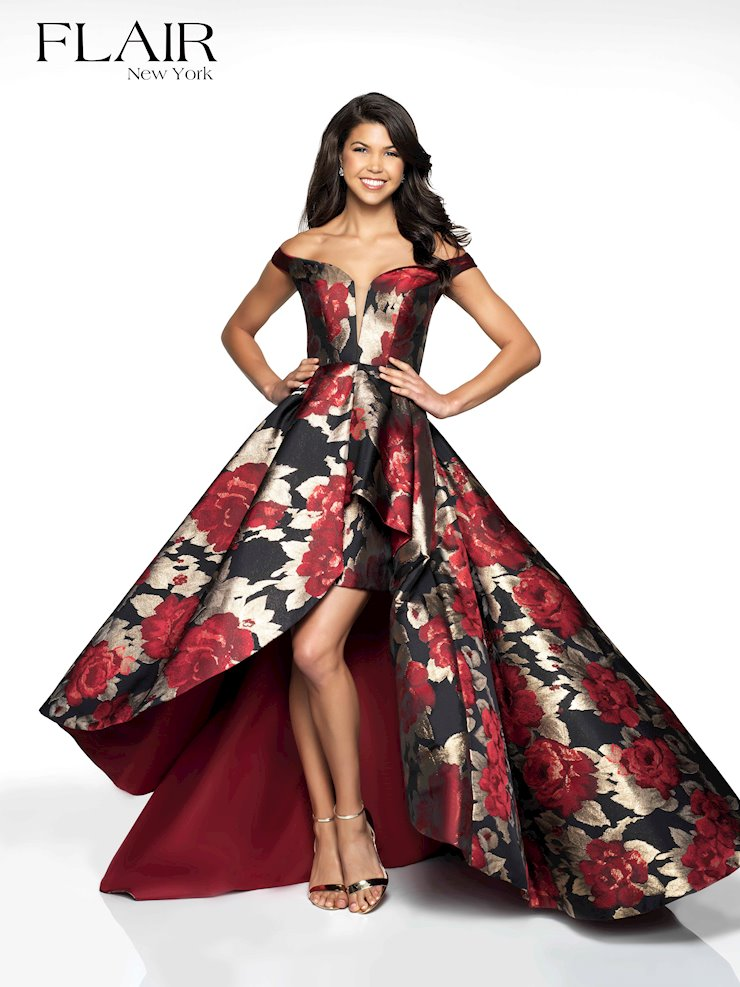 Flair Prom Style #19094 Image