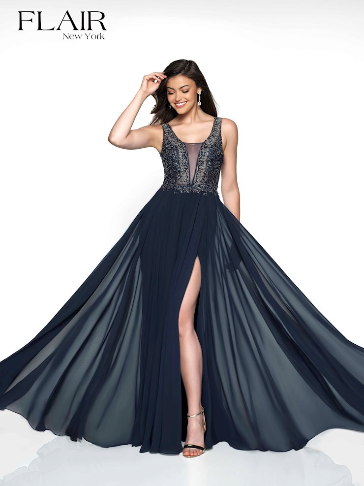 Flair Prom Style #19103 Image